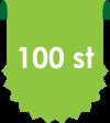 100 st